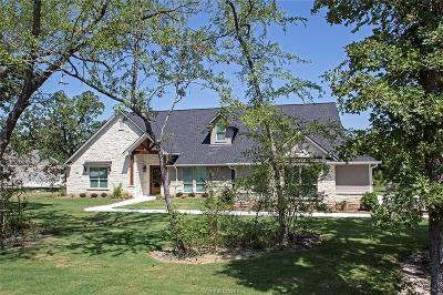Bryan Single Family Home For Sale: 10881 Lonesome Dove