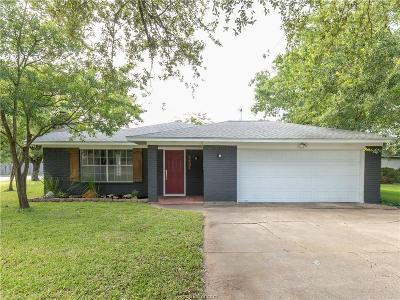 College Station Single Family Home For Sale: 1601 Austin
