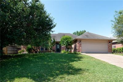 Bryan Single Family Home For Sale: 2304 North Pioneer
