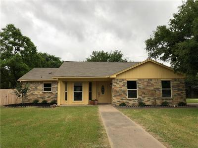 Bryan Single Family Home For Sale: 4500 Meadowbrook Drive