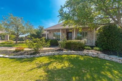 Bryan Single Family Home For Sale: 3602 Park Meadow Lane