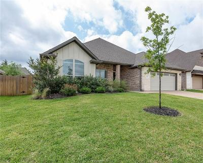 Bryan Single Family Home Contingency Contract: 3510 Wakefield Drive