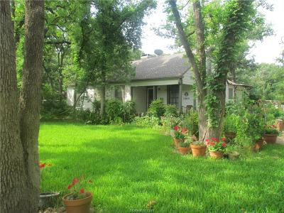 College Station Single Family Home For Sale: 1000 Munson Avenue