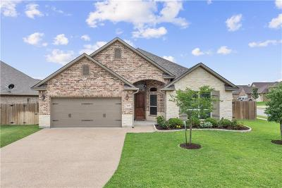 College Station Single Family Home For Sale: 4100 Shady Brook Pass