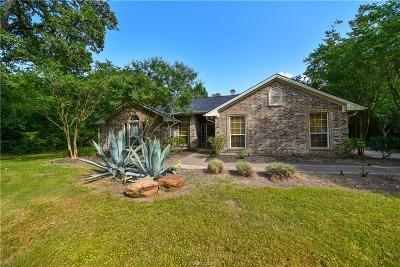College Station Single Family Home For Sale: 9706 Woodview Drive
