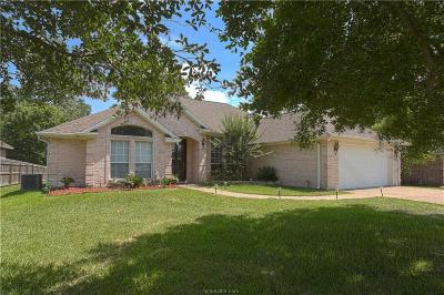 Bryan Single Family Home For Sale: 6204 Cromwell Court
