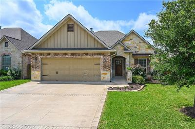 Brazos County Single Family Home For Sale: 4234 Rock Bend Drive