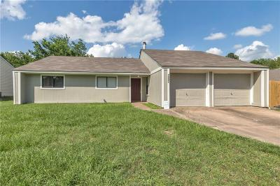 College Station Single Family Home For Sale: 1507 Lemon Tree Lane