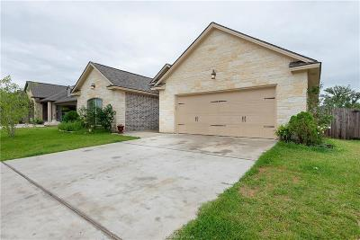 Brazos County Single Family Home For Sale: 2717 Wolveshire Lane