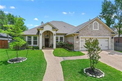 Bryan TX Single Family Home For Sale: $334,999