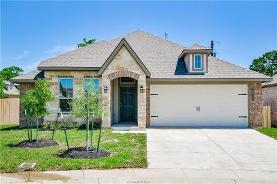 College Station Single Family Home For Sale: 3872 Still Creek Loop