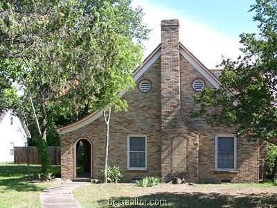 Bryan Single Family Home For Sale: 115 Rebecca Street