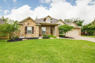 College Station Single Family Home For Sale: 4204 Egremont Court