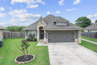 Bryan Single Family Home For Sale: 3034 Positano Loop