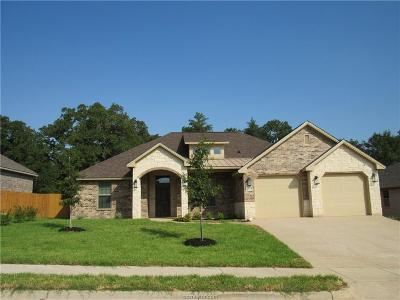 Bryan TX Single Family Home For Sale: $341,500