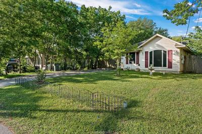 Bryan Single Family Home For Sale: 911 East 26th Street