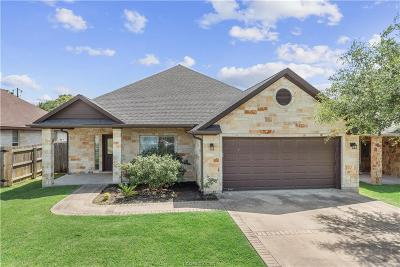 Brazos County Single Family Home For Sale: 14108 Renee Lane
