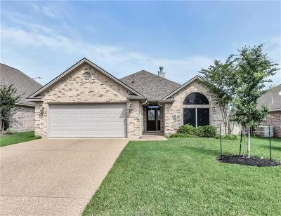Brazos County Single Family Home For Sale: 102 Roucourt