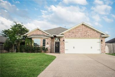 Brazos County Single Family Home For Sale: 1102 Beckley Court