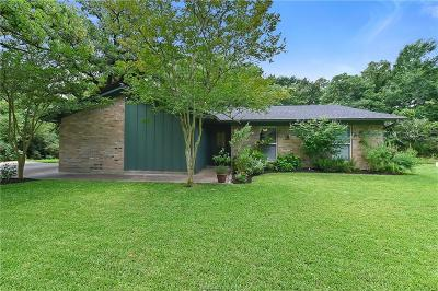 Brazos County Single Family Home For Sale: 1337 South Oaks Drive