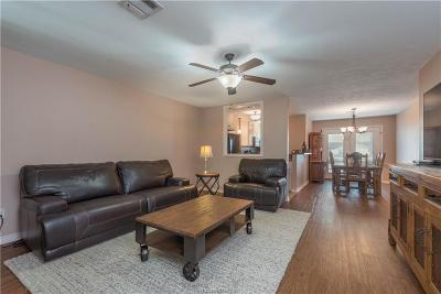Brazos County Condo/Townhouse For Sale: 3923 Old Oaks Drive #13