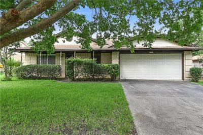 College Station TX Single Family Home For Sale: $170,000