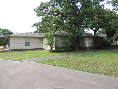 Brazos County Single Family Home For Sale: 729 Mary Lake Drive