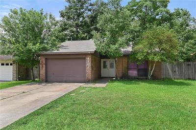 College Station Single Family Home For Sale: 4102 Tiffany Trail