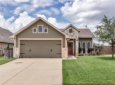 College Station Single Family Home For Sale: 15506 Baker Meadow Loop