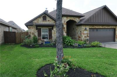 College Station TX Single Family Home For Sale: $289,000