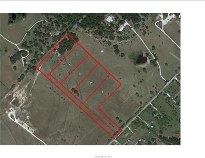 Bryan Residential Lots & Land For Sale: 4555 Oakwood Estates Lane