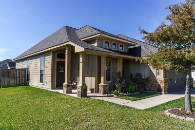 College Station Single Family Home For Sale: 15494 Baker Meadow Loop