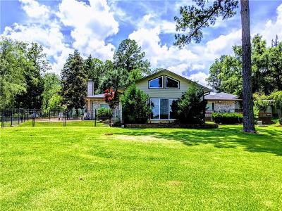 Franklin Single Family Home For Sale: 10607 Clyde Acord Road