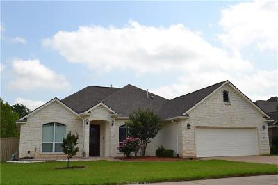 College Station Single Family Home For Sale: 4442 Spring Meadows Drive