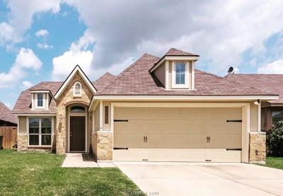 Brazos County Single Family Home For Sale: 1083 Venice Drive