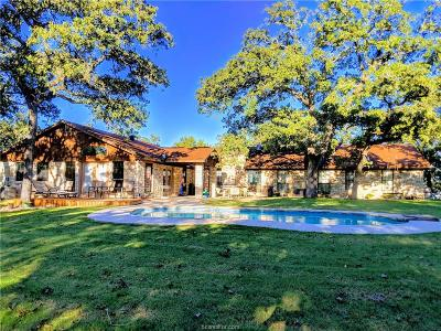Robertson County Single Family Home For Sale: 4100 Mitch McMillan Road