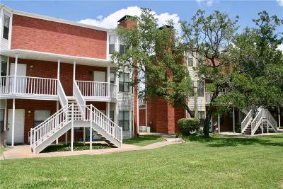 Bryan Condo/Townhouse For Sale: 4441 Old College Road #3202