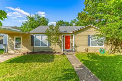Bryan Single Family Home For Sale: 1506 East 28th Street