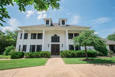 Pebble Creek Single Family Home For Sale: 1209 Royal Adelade Drive