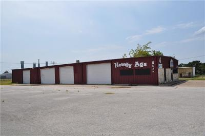 Bryan Commercial For Sale: 1305 North Harvey Mitchell Parkway