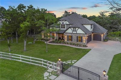 College Station Single Family Home For Sale: 5275 Canvasback
