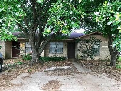 Bryan Multi Family Home For Sale: 3917 Olive Street