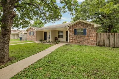 Brazos County Multi Family Home For Sale: 615-617 San Mario Court