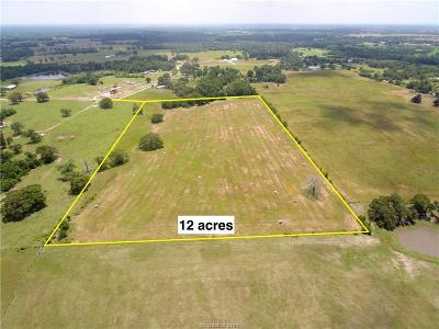 Bryan Residential Lots & Land For Sale: 13697 Garrett Lane