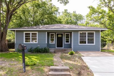Bryan Single Family Home For Sale: 2604 Southside Drive