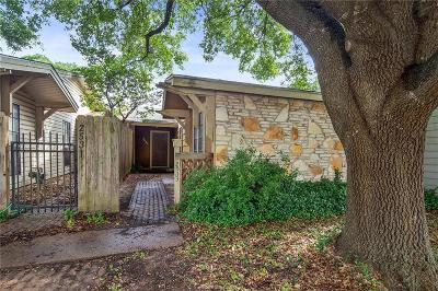College Station Condo/Townhouse For Sale: 2533 Longmire Drive