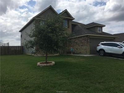 Navasota Single Family Home For Sale: 1703 Stone Ridge Drive