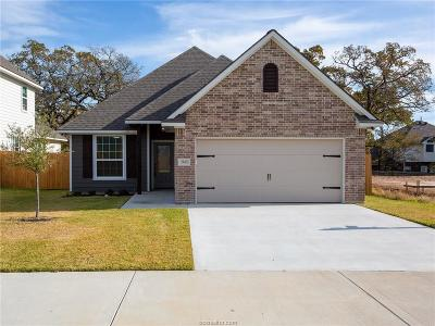 Bryan Single Family Home For Sale: 2143 Mountain Wind Loop