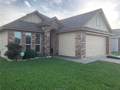 Brazos County Single Family Home For Sale: 5250 Sagewood Drive