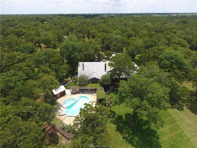 Bryan Single Family Home For Sale: 7790 Bickham Cemetery Road